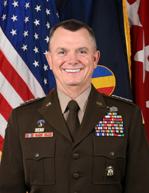 Commanding General, U.S. Army Training and Doctrine Command General Stephen J. Townsend