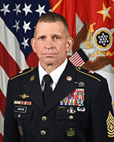 Sergeant Major of the Army Daniel A. Dailey