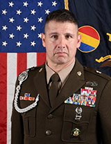 Command Sergeant Major, U.S. Army Training and Doctrine Command Sergeant Major Timothy A. Guden