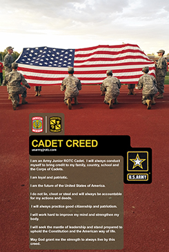 Cadet Creed Poster 2' x 3' Poster