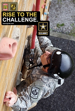 Rise to the Challenge 2' x 3' Poster